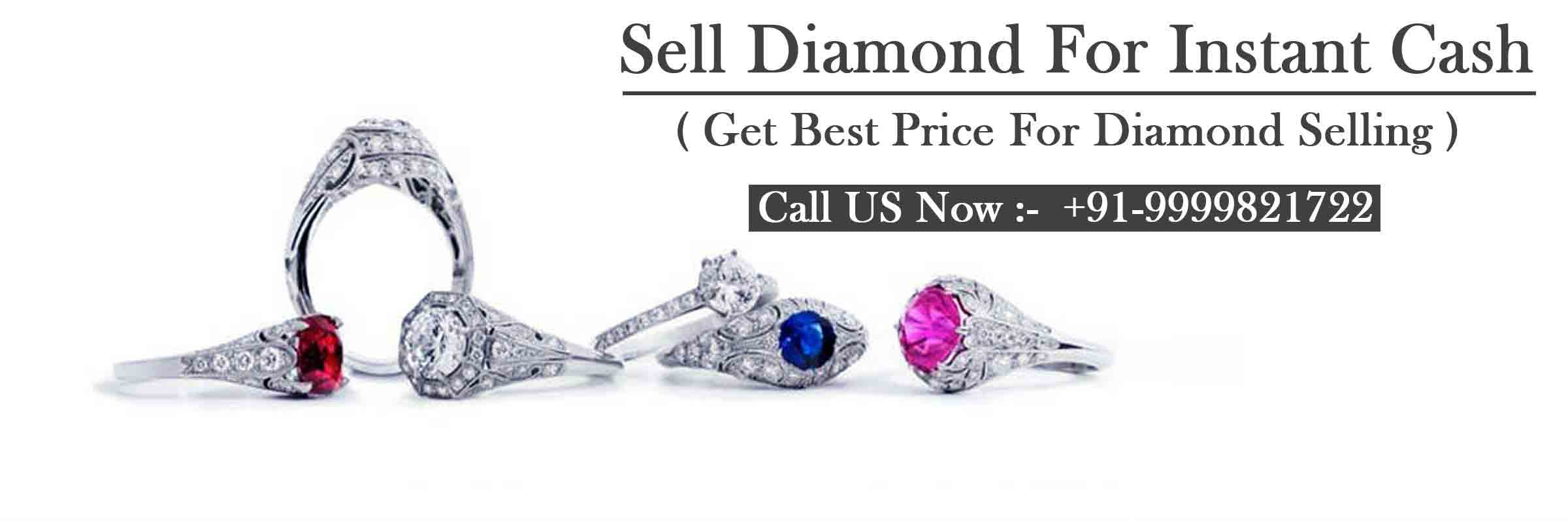 Sell Diamond for Instant Cash