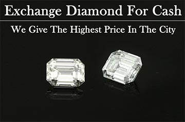 Exchange Diamond For Cash